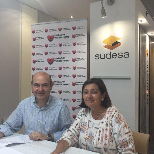 SUDESA adherida  al Programa de Prevencion Cardiovascular para Empresas que realiza la Fundación Vicente Tormo
