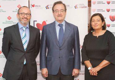 Hospitales NISA firma un acuerdo con la FEC y Fundación Vicente Tormo para adherirse al Programa PECS Formación